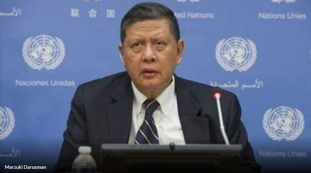 Berita Islam ! PBB Tunjuk Marzuki Darusman Pimpin TPF Pelanggaran HAM di Myanmar... Bantu Share ! http://ift.tt/2vVHWv5 PBB Tunjuk Marzuki Darusman Pimpin TPF Pelanggaran HAM di Myanmar  Dewan Hak Asasi Manusia (HAM) PBB telah menunjuk Marzuki Darusman memimpin Tim Pencari Fakta (TPF) tuduhan pelanggaran HAM di Myanmar. Penunjukan Marzuki dilakukan oleh Presiden Dewan HAM PBB Joaqun Alexander Maza Martelli di markasnya Jenewa pada 27 Juli 2017. Marzuki dibantu dua anggota tim lainnya yaitu…