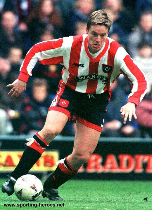 Jan-Aage Fjortoft - Sheffield United FC - League appearances.