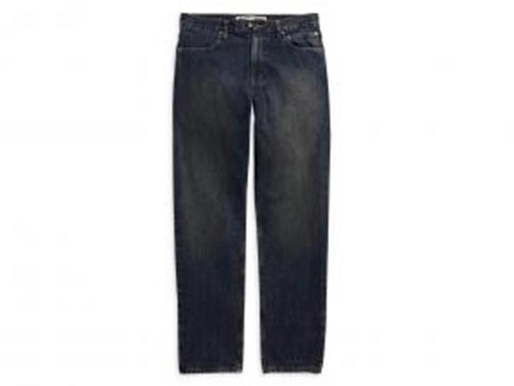 Mom harley davidson classic black jeans
