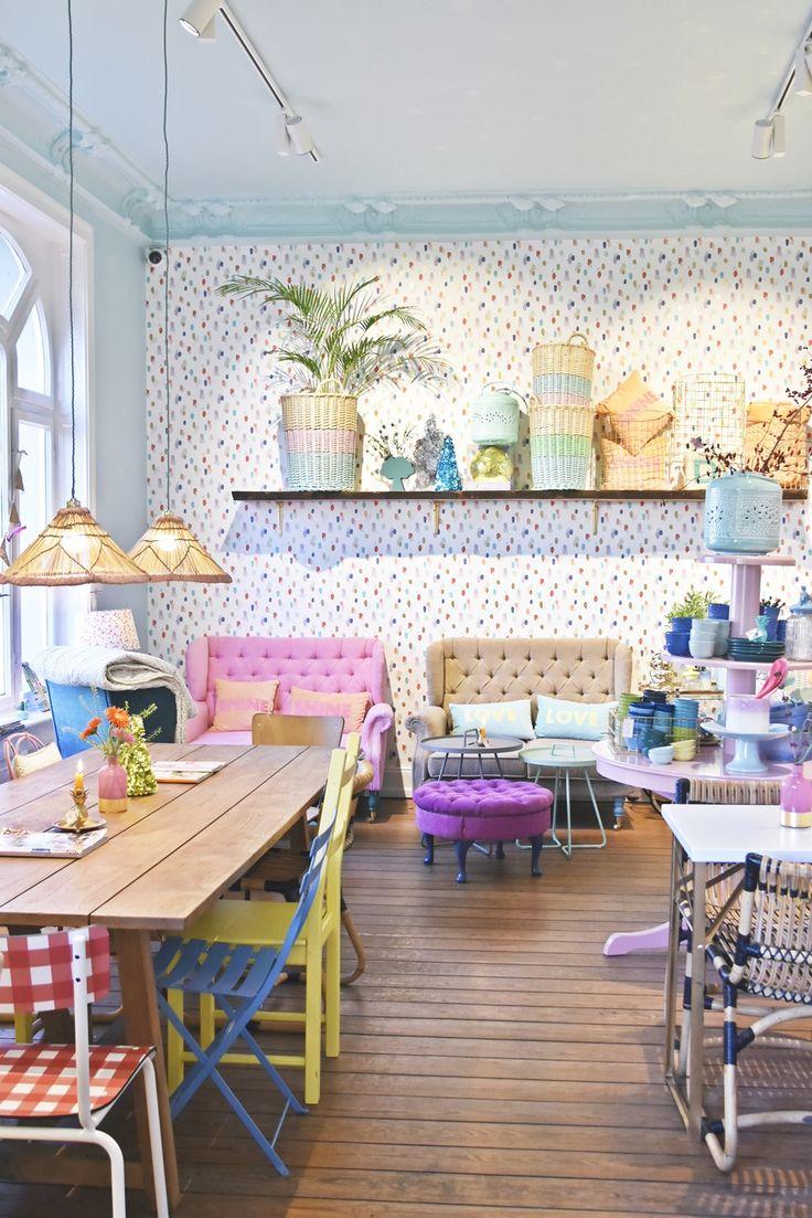 Die Riceteria in Hamburg – ein Concept Store wie bei Alice im Wunderland