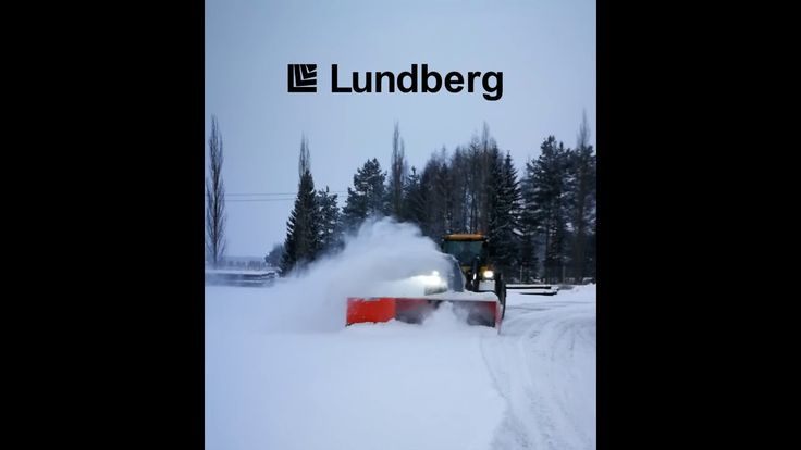 Lundberg multifunction machines. Lundberg is capable of multitasking, and can carry out jobs that require either great output or precision. The range of available work attachments is extensive.