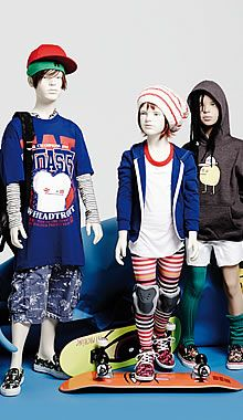 J'Kids Collection | Junior | GENESIS MANNEQUINS