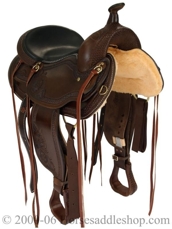 western saddles | American Made Western Saddle by Dakota Saddlery