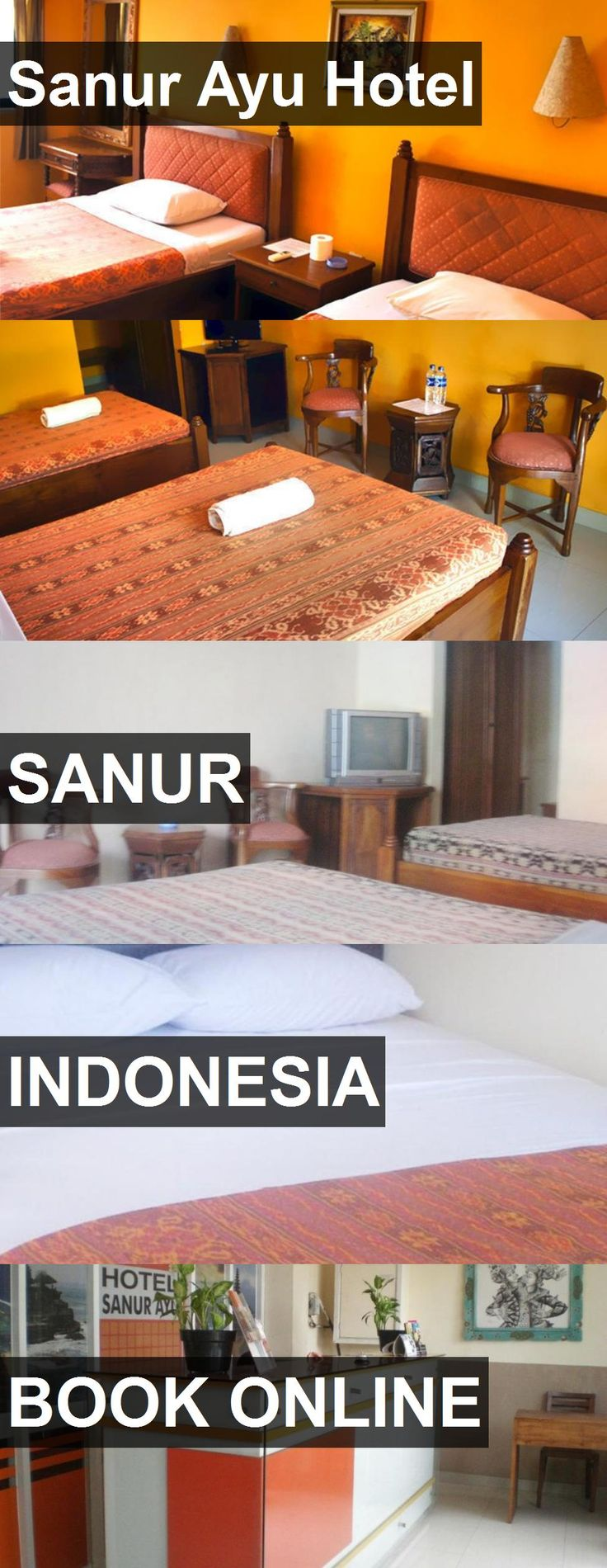 Hotel Sanur Ayu Hotel in Sanur, Indonesia. For more information, photos, reviews and best prices please follow the link. #Indonesia #Sanur #SanurAyuHotel #hotel #travel #vacation