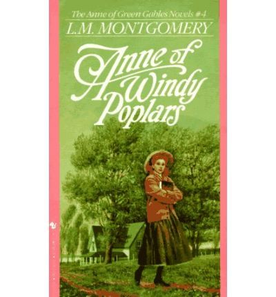 Anne of Windy Willows.  NOT windy poplars (stupid book publishing people).  L.M. Montgomery.