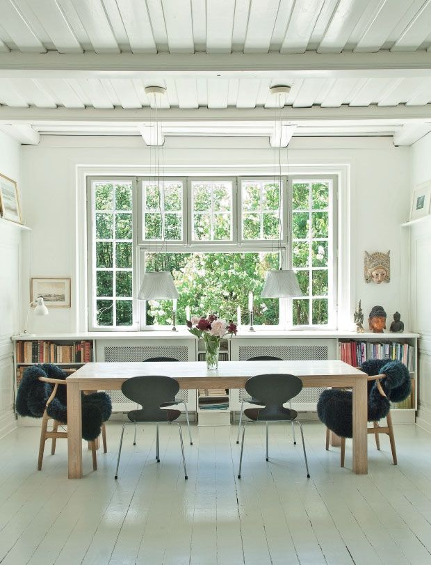my scandinavian home: The Danish home on a hill