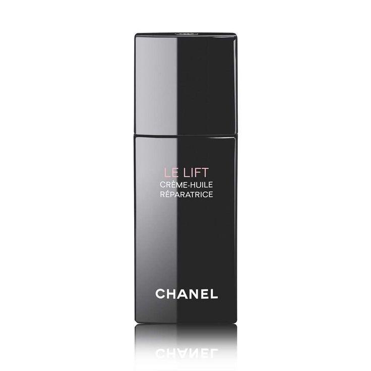 Creme viso autunno inverno 2016-2017  CHANEL LE LIFT CREMA ANTIRUGHE OLIO RIPARATRICE Novità in casa Chanel per la stagione fredda 2016-2017 è la crema viso Le Lift antirughe.