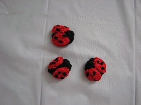 Free Crochet Ladybug Blanket Pattern : 17 Best images about Crochetin on Pinterest Free ...
