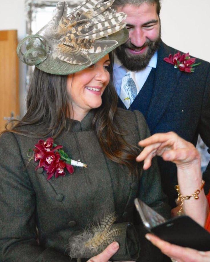 Handmade bespoke gowns by Lesley Cutler www.lesleycutlerbridalwear.co.uk
