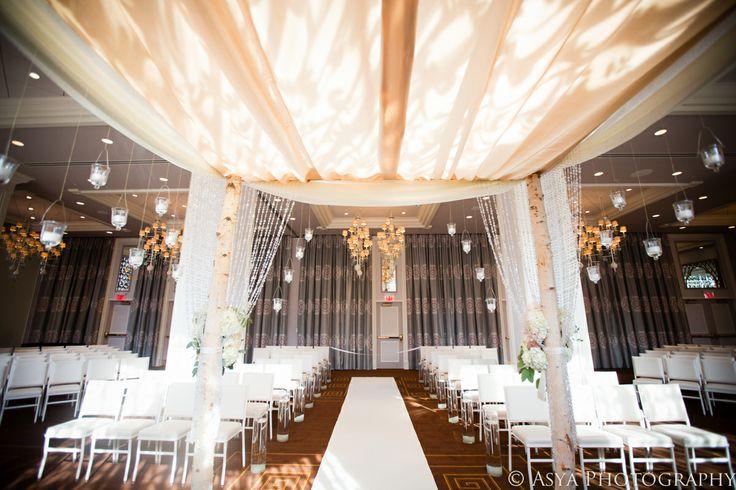 82 best images about ceremony flowers decor on pinterest for Hotel monaco decor