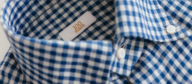 100Hands Bespoke Shirt Review - http://www.mnswr.com/100hands-bespoke-shirt-review/ Menswear style inspiration || #menswear #mensfashion #mensstyle #style #sprezzatura #sprezza #mentrend #menwithstyle #gentlemen #bespoke #mnswr #sartorial #mens #dapper