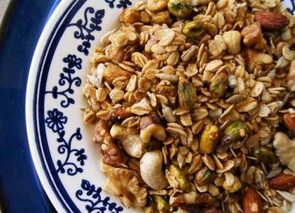 Recipe For L'Auberge Provencale Signature Housemade Granola | Bed and Breakfast Inns | BBOnline.com