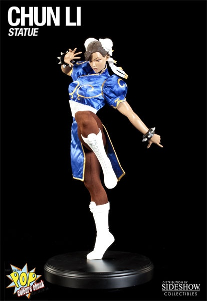 Sideshow Collectibles - Chun-Li Mixed Media Statue