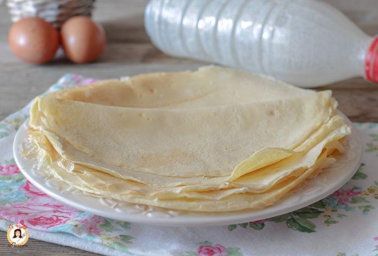 Crepes+in+bottiglia+-+Dolci+o+salate+-+Metodo+facile+e+veloce
