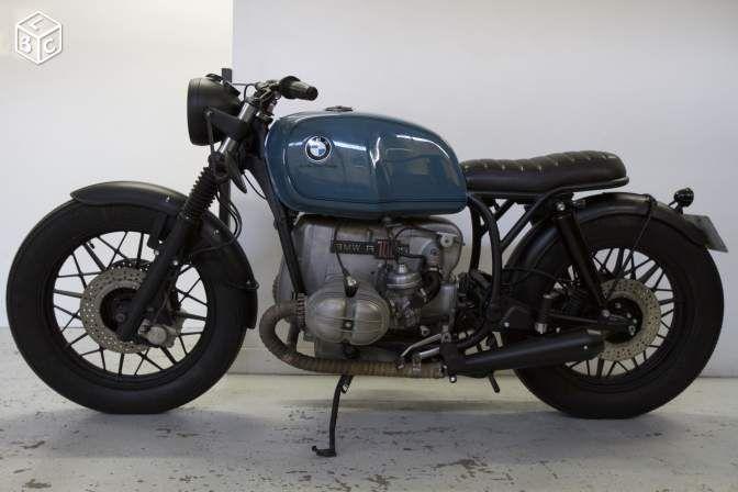 bmw r 100 rs custom crd 51 par caf racer dream motos paris blitz motorcycle. Black Bedroom Furniture Sets. Home Design Ideas