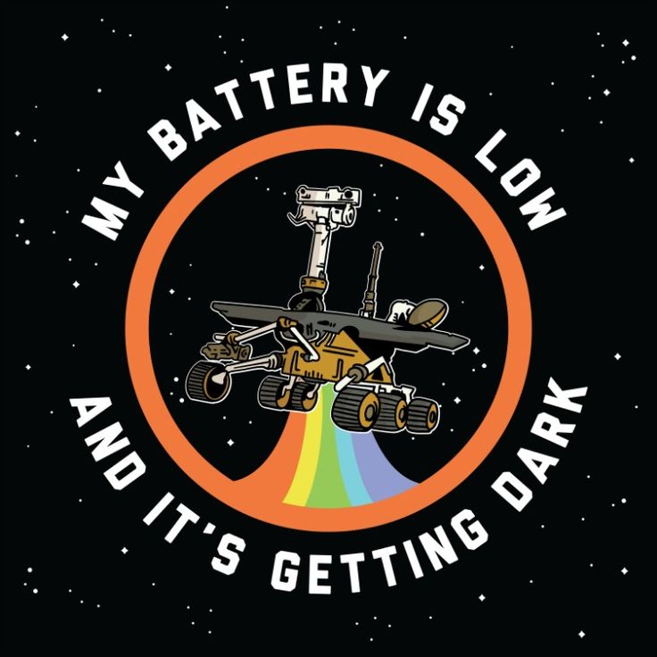 did the mars rover say my battery is low - photo #39