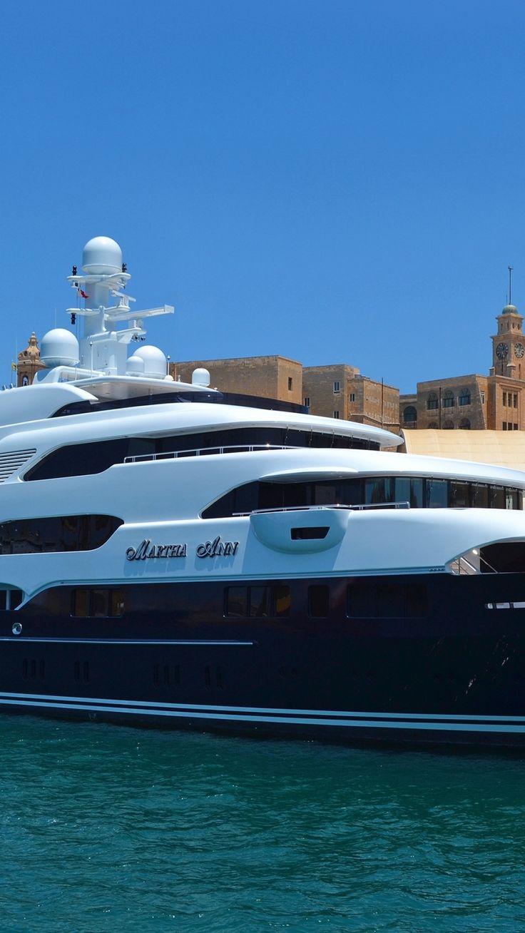 Luxus segelyacht holz  2560 besten Luxus Yachten Bilder auf Pinterest | Superyachten ...