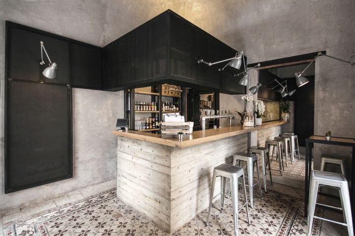 Mejores 815 im genes de interior design bar restaurant for Studio 84 diseno de interiores