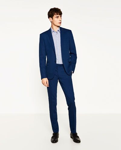 Image 1 of CHINTZ SUIT from Zara