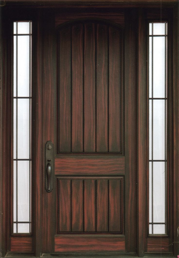 68 best fiberglass doors images on pinterest merry for Front door with 6 windows