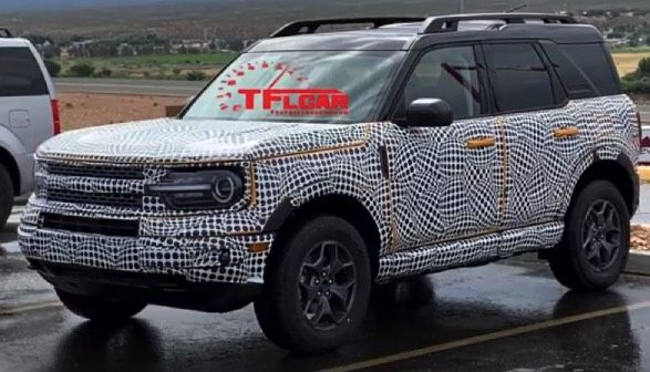 The 2021 Ford Bronco Sport Is A Source Of Current Excitement In The Auto World Some Crazy Colors May Be On The Books For The In 2020 Ford Bronco Bronco Sports Bronco