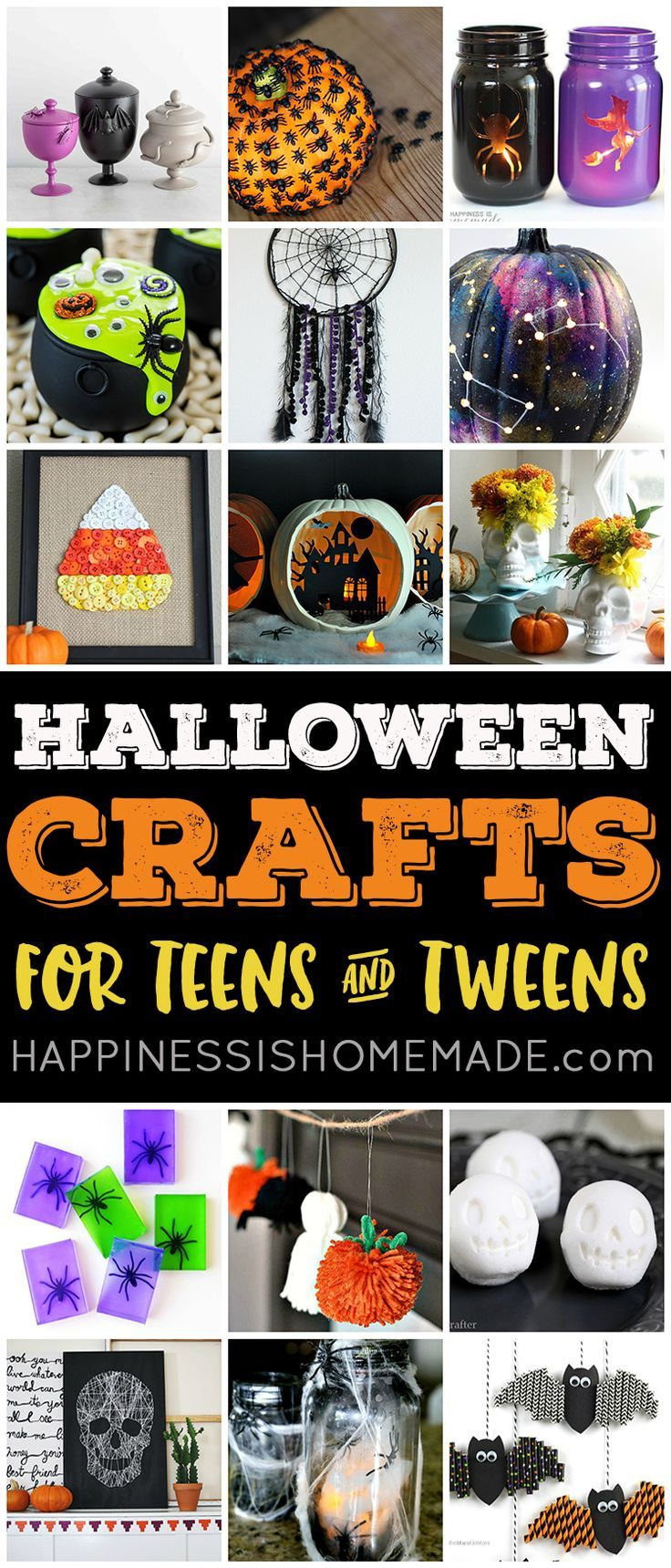 3 Easy Diy Storage Ideas For Small Kitchen: Best 25+ Easy Halloween Crafts Ideas On Pinterest