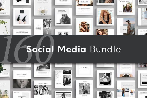 Social Media Bundle by Ruben Stom on @creativemarket - Tap the link to shop on our official online store! You can also join our affiliate and/or rewards programs for FREE!