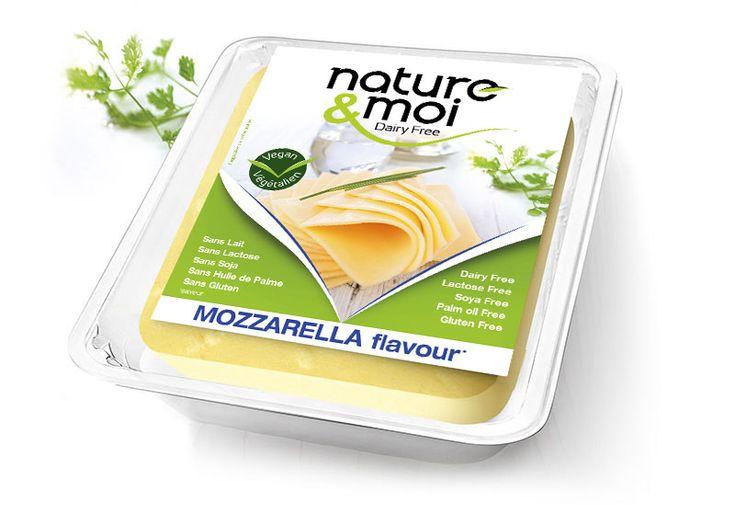 fromage vegan végétalien Mozzarella
