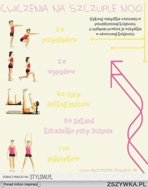 Zobacz zdjęcie ćwiczenia na szczupłe nogi w pełnej rozdzielczości