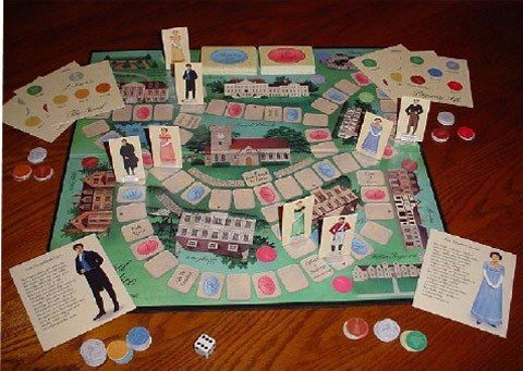 10 Literary Board Games for Book Nerds