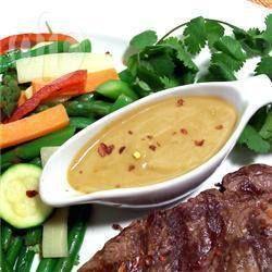 Coconut Satay Sauce @ allrecipes.com.au