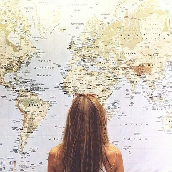 programas de voluntariado en america latina mapa