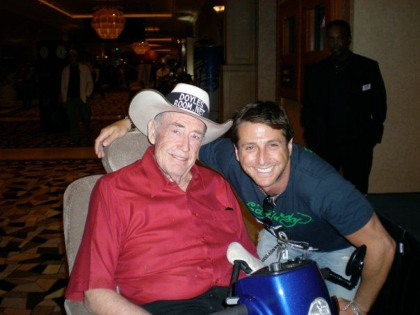 This Magic Moment of 2009 was submitted by Scott Rosenthal and features Doyle Brunson from U.S.A..