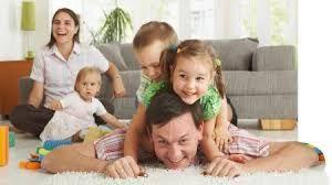 Familia: disfrutamos juntos #familia #jugar