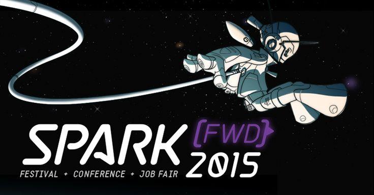 Spark CG Society - festival, conference, job fair