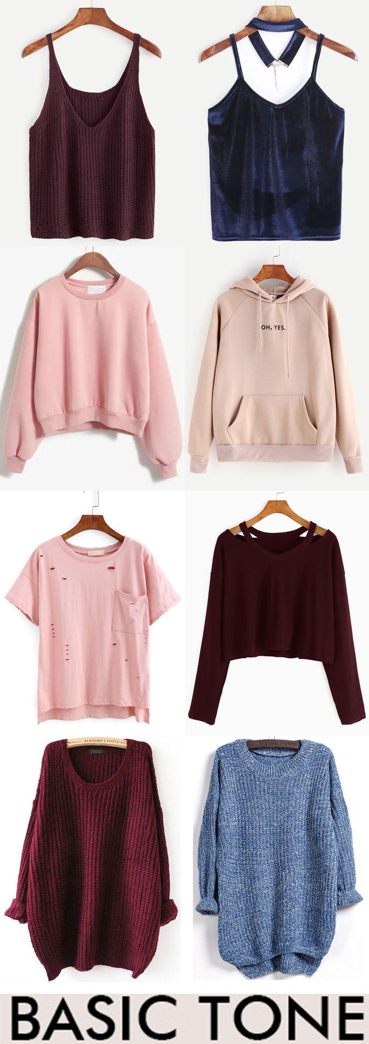Basic Style - romwe.com