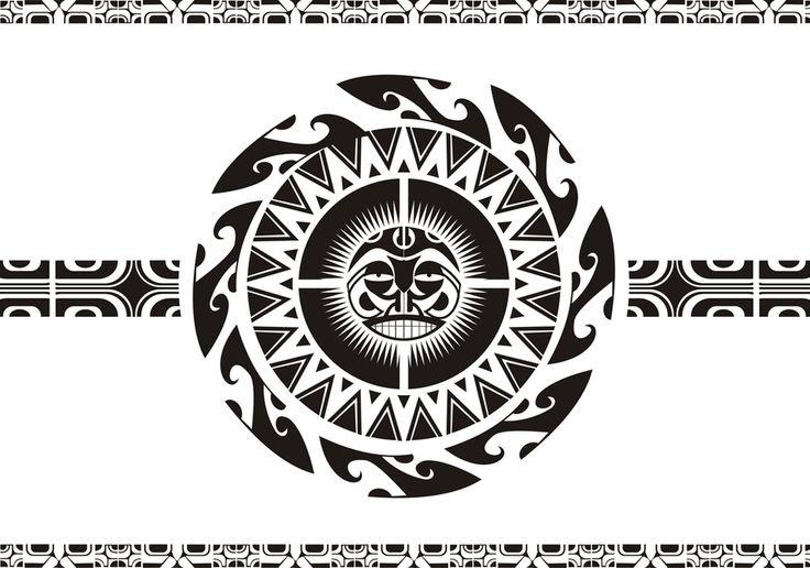 Sol Maori Sun by hy3na