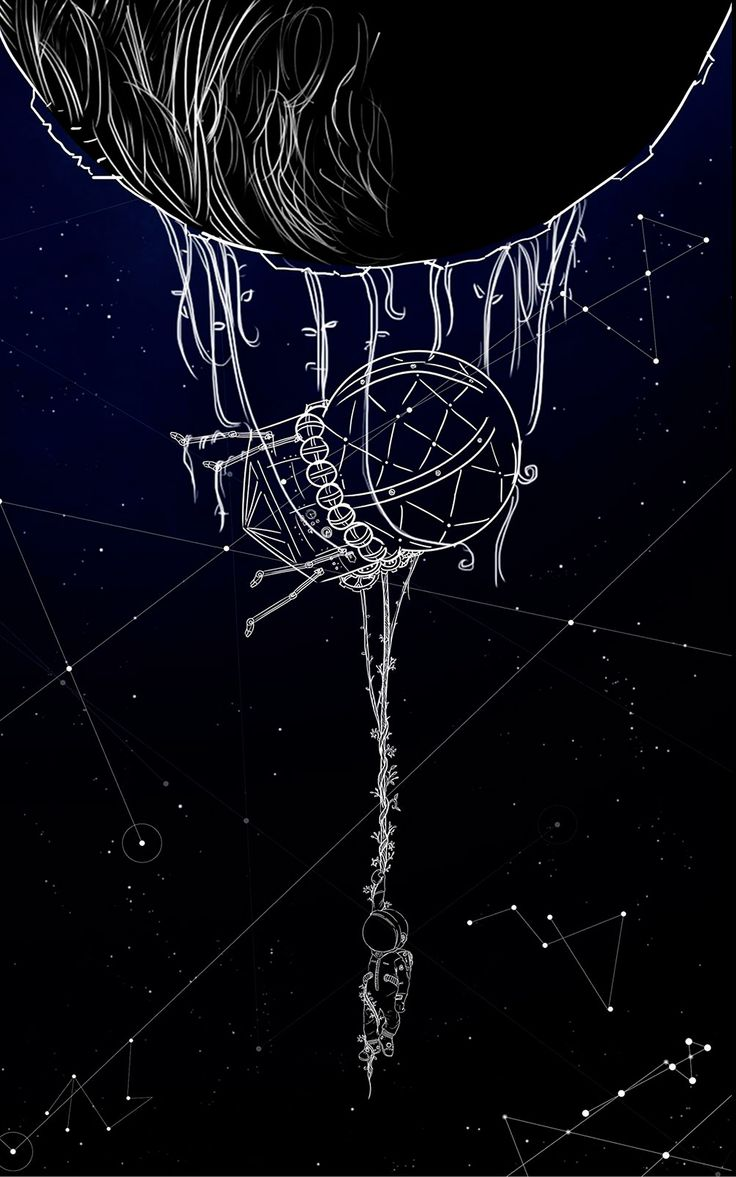 Swing Starship  Avance de ilustración digital en proceso. #ilustration #concept #Cosmonaut #space #starship #digital #machine