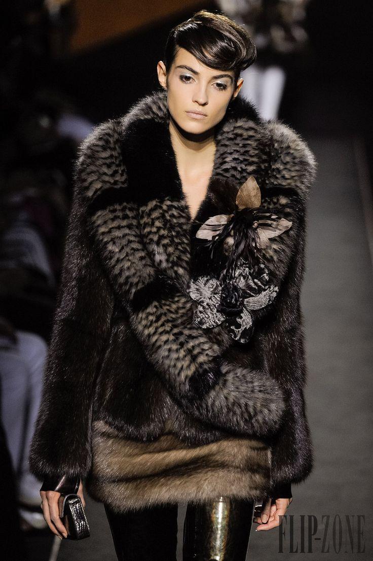 Fendi Automne-hiver 2015-2016 - Haute couture