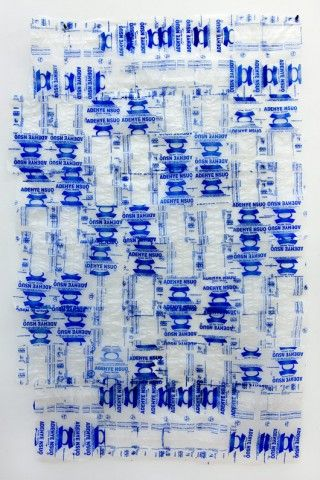 Godfried Donkor (Ghana, 1964-) – Template for Pure Water, 2012