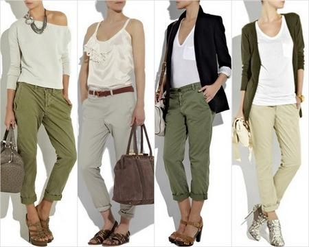 1000  ideas about Womens Khaki Pants on Pinterest | Khaki Pants ...