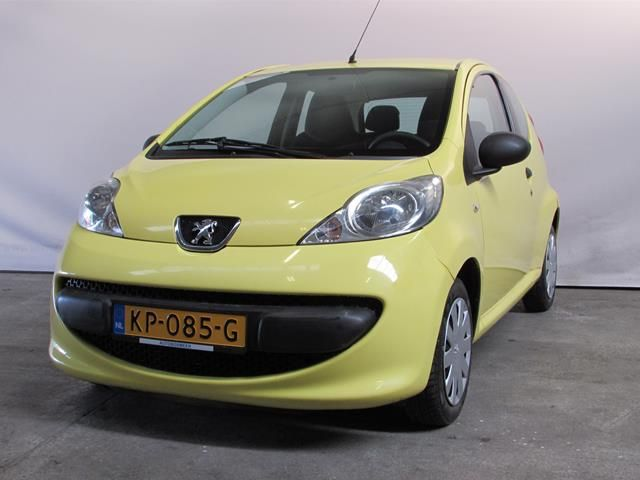 Peugeot 107 , 2008, 3 drs, Stuurbekr., Nieuwe APK!, 72