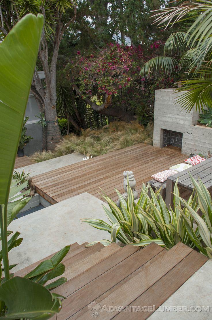 93 best hillside and decking ideas images on pinterest backyard