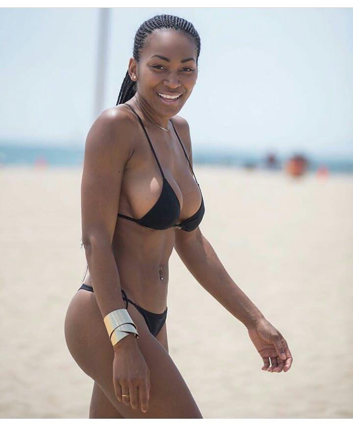 MYRNA: Exotic big tits bikinis