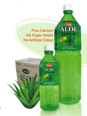 Aloe vera juice – Health Benefits