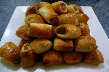 BEST EVER Homemade Sausage Rolls - Member recipe - Taste.com.au