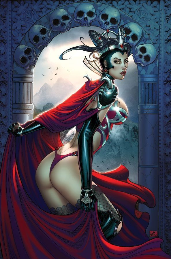 Grim Fairy Tales - Evil Queen