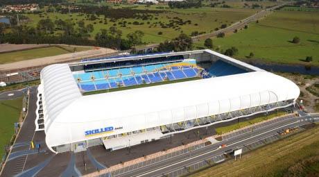 skilled stadium at Robina