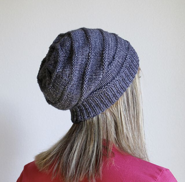 The Favorite Slouchy is a staple accessory for your wardrobe. With a relaxed fit and ultra soft merino wool, this will be the most comfortable hat you own. The simple pattern is excellent for new hat knitters and
