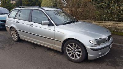eBay: BMW 320D Touring Spares or Repair #carparts #carrepair